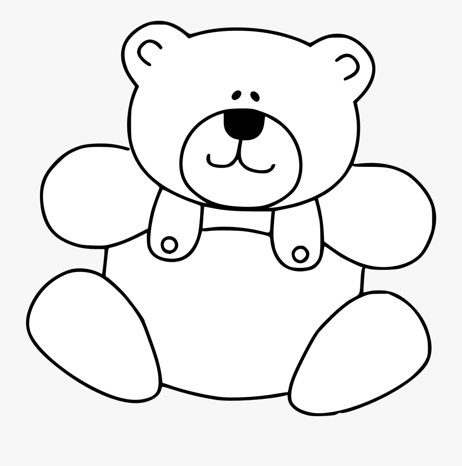 black and white teddy bear clipart 10 free Cliparts | Download images on Clipground 2021