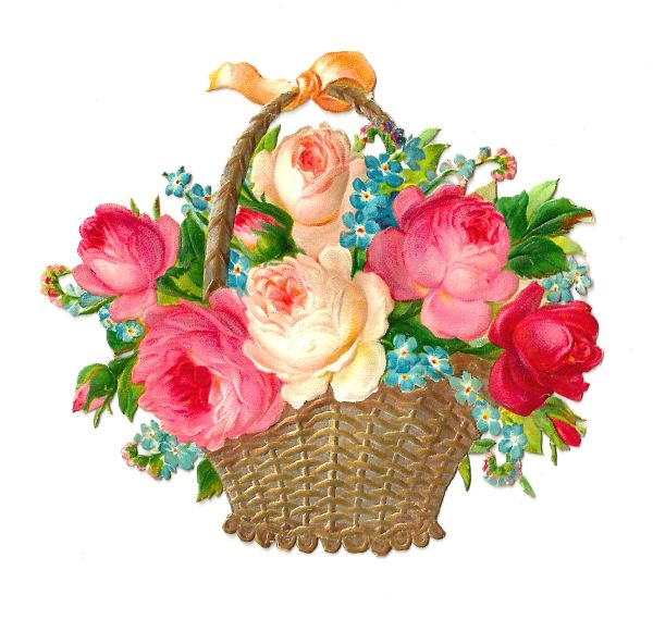 Beautiful Flower Clipart - Clipground