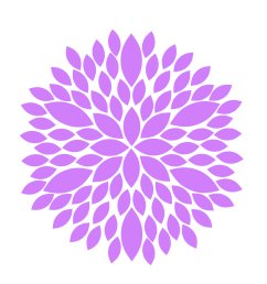 flower clipart beautiful purple free clipart get this flower  [ 1600 x 1523 Pixel ]