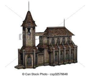 bell medieval church tower clipart towers drawing clip drawings clipground line illustrations isolated background