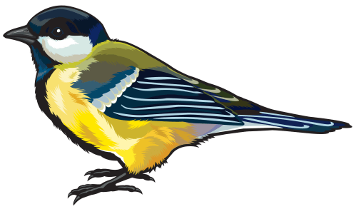 small resolution of large bird png clipart image