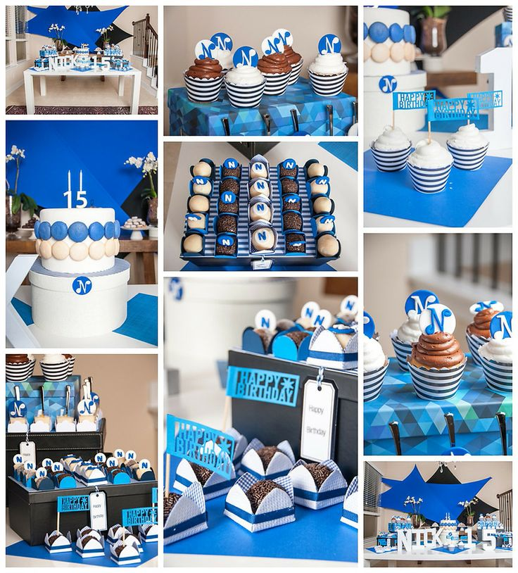 13 birthday party ideas
