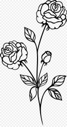 rose clipart flower clipground