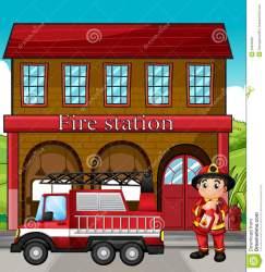 fire clipart clip department truck fireman clipground