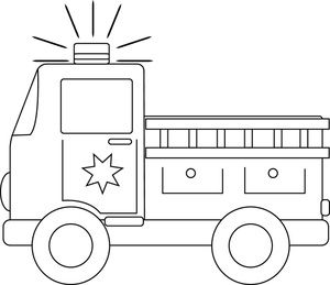 fire station clipart black and white 20 free Cliparts