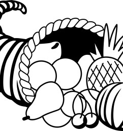 happy thanksgiving turkey clipart black and white  [ 2400 x 1740 Pixel ]