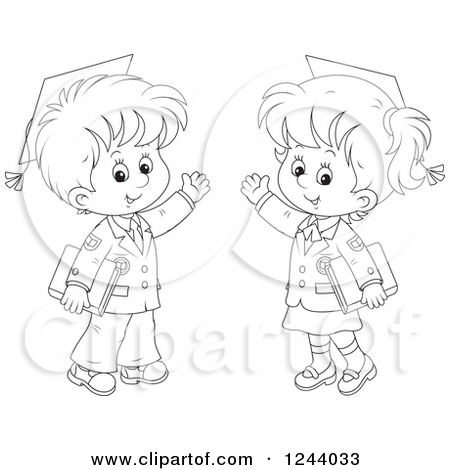 black and white school uniforms clipart 20 free Cliparts