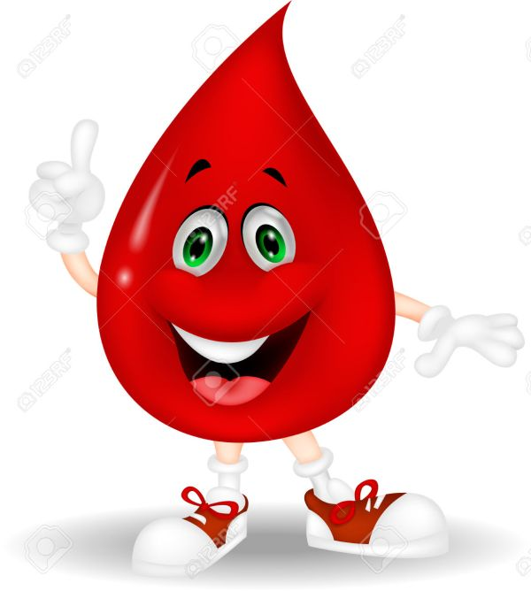 Blood Red Clipart - Clipground