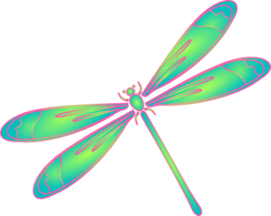 brown dragonfly clipart - clipground