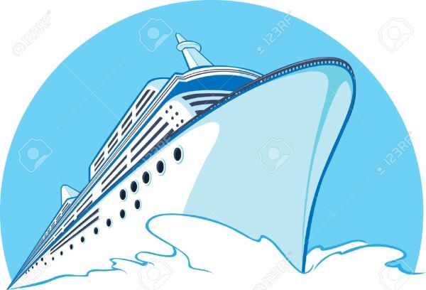 Boat Cruise Clipart - Clipground