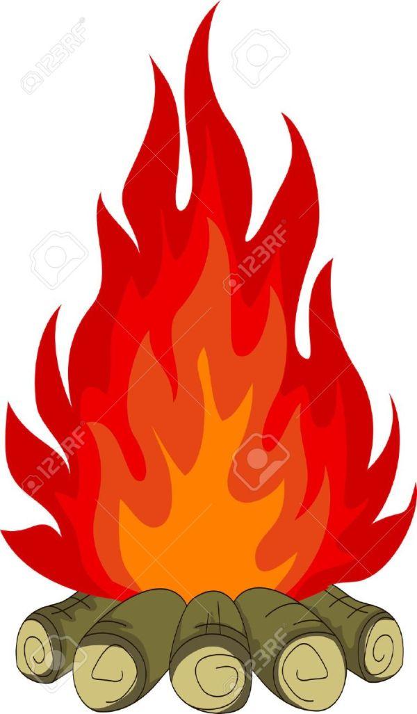 bonfire clipart - clipground