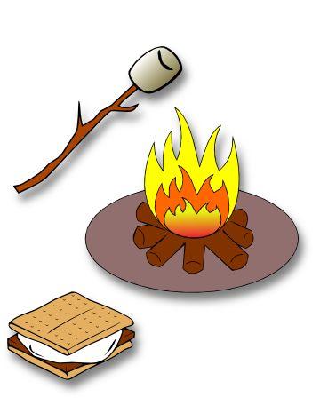 bonfires clipart - clipground