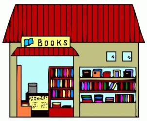 clipart bookstore clip clipground