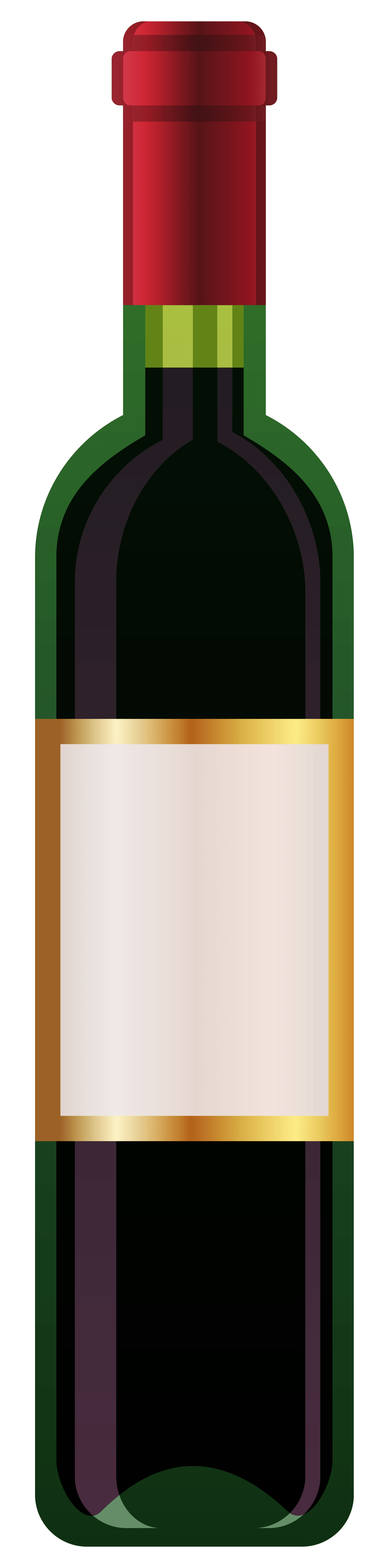 hight resolution of bottle of wine clipart