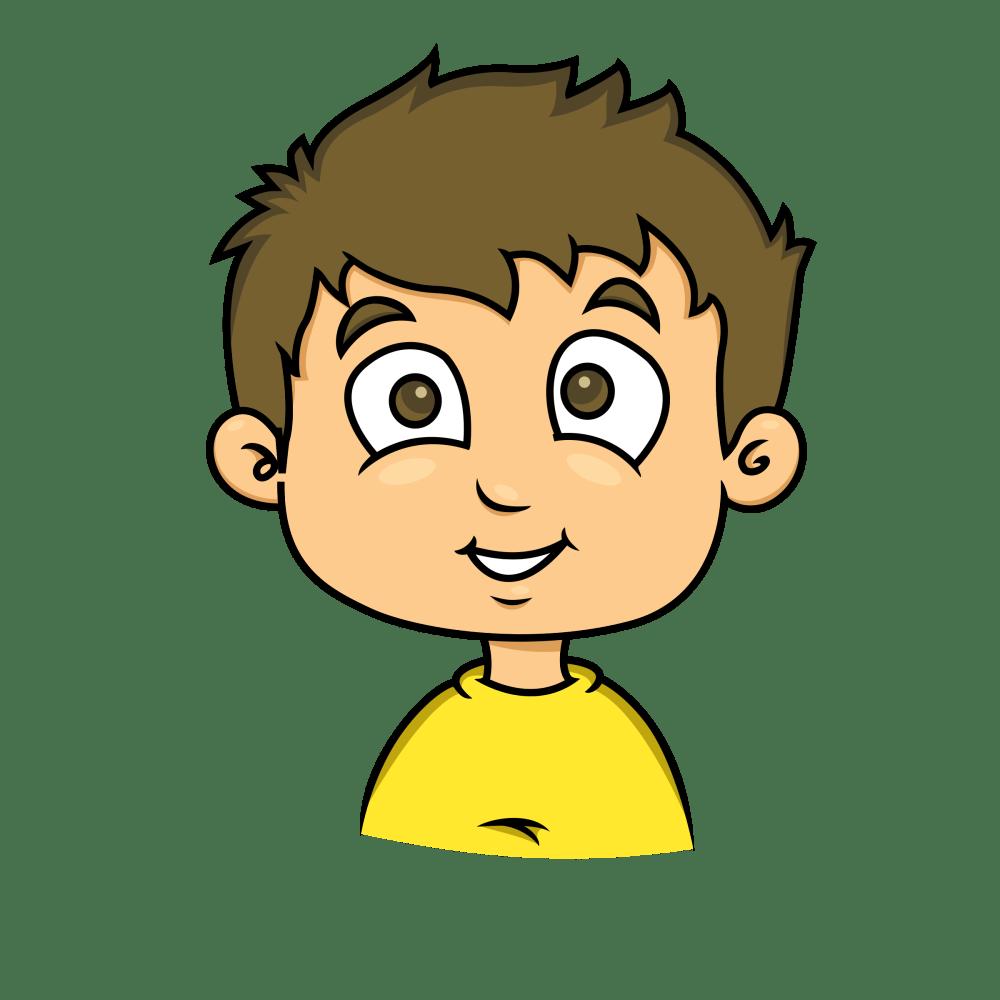 medium resolution of free boy clipart clip art of boy clipart 1732 clipartwork smile boy clipart
