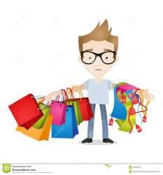 boy clothes shopping clipart Clipground