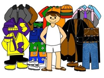 clothes clip boy boys clipart clothing shopping cliparts arts cartoon clean seasons charlotte fall clipartix shipping wear library changing children