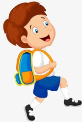 student boy clipart clipground