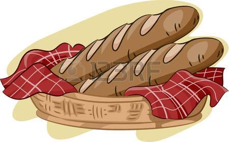 Breadbasket clipart  Clipground