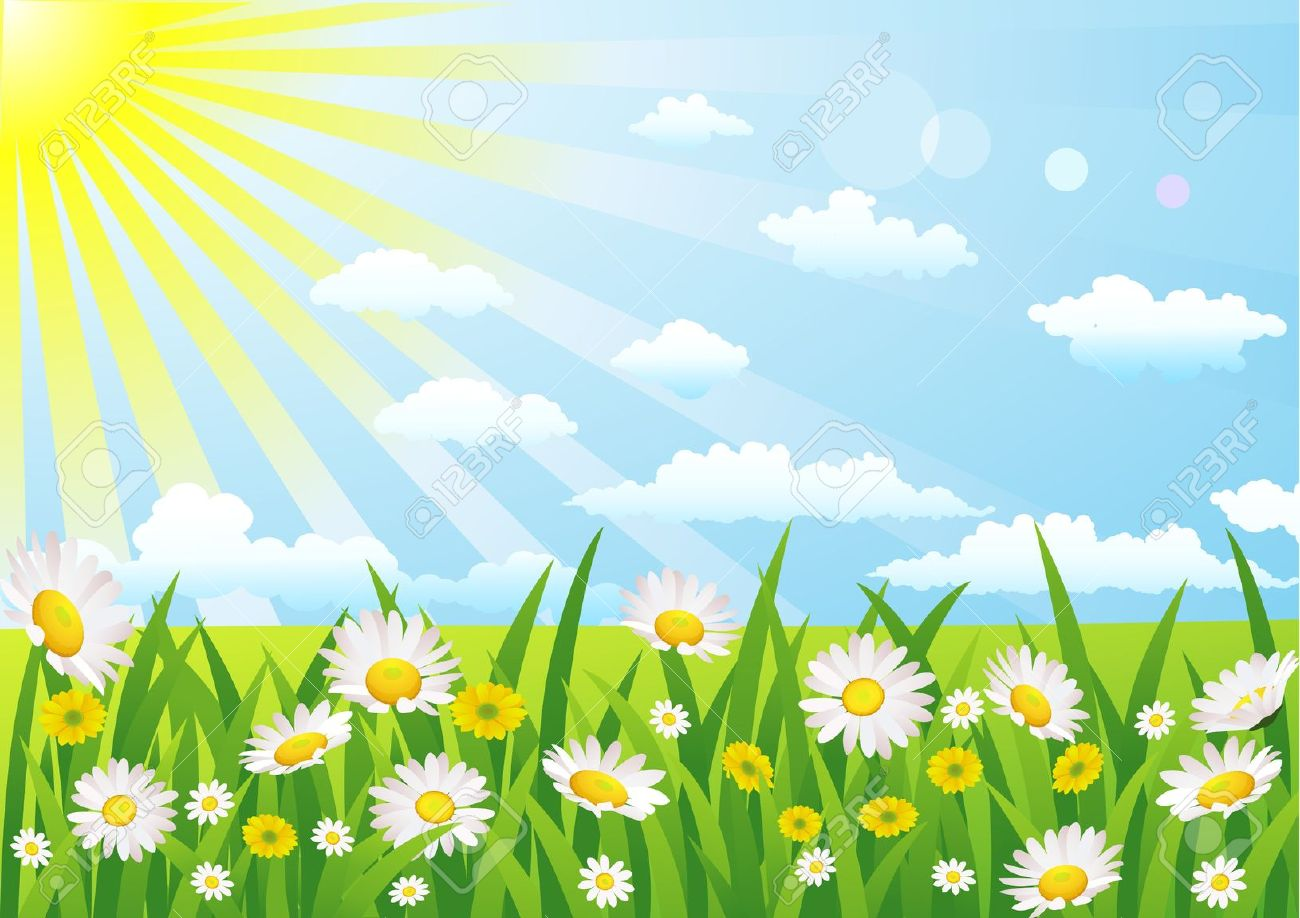 Sunny Day Clipart Clipground