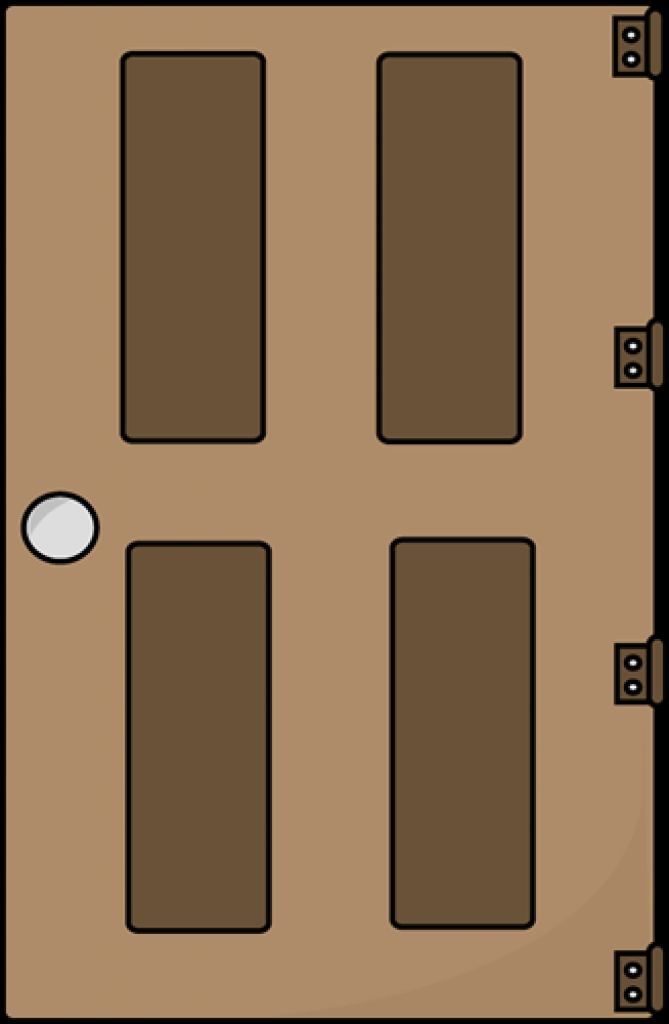 Brown door clipart 20 free Cliparts  Download images on