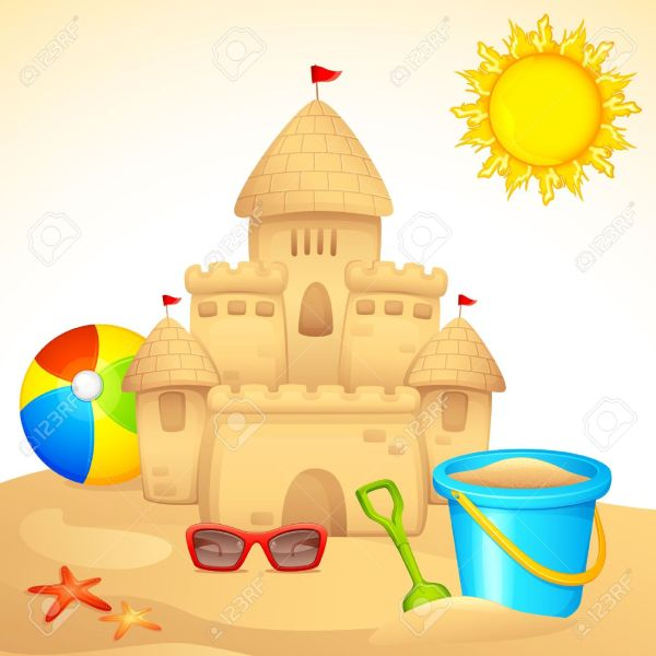 Sand Sculptures Clipart 20 Free Cliparts