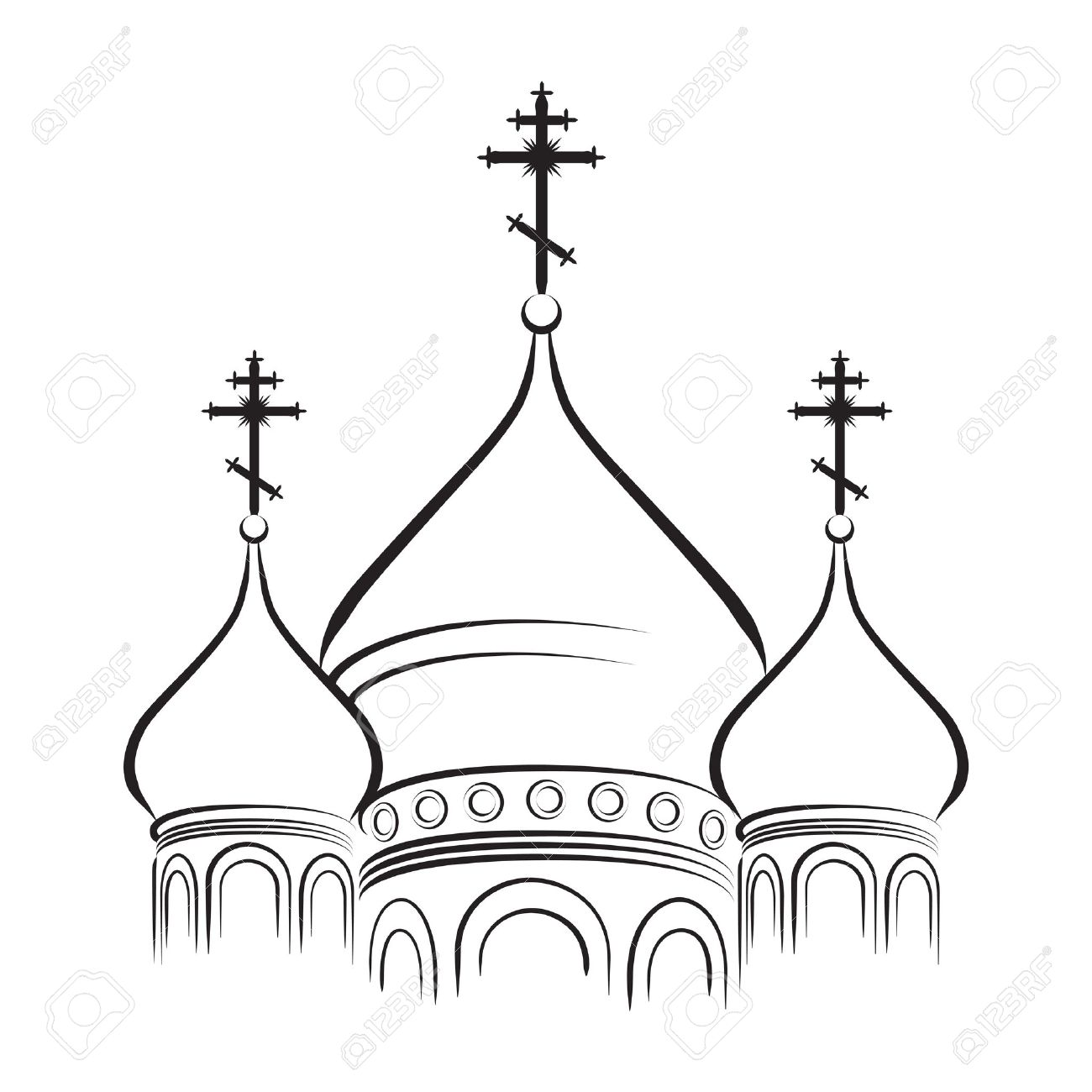 Orthodoxy Clipart