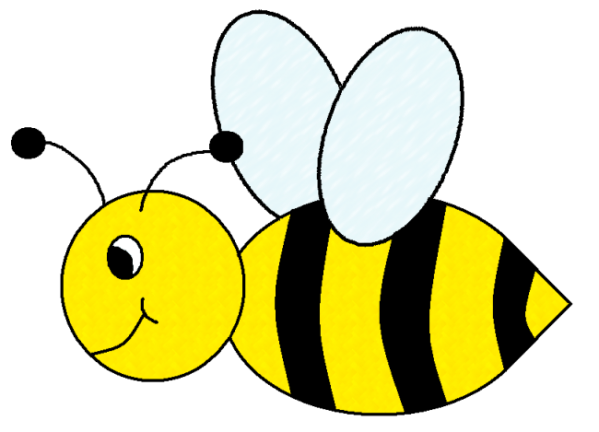 bee clipart transparent - clipground