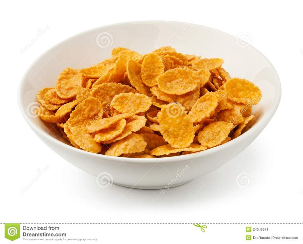 medium resolution of corn flakes clipart