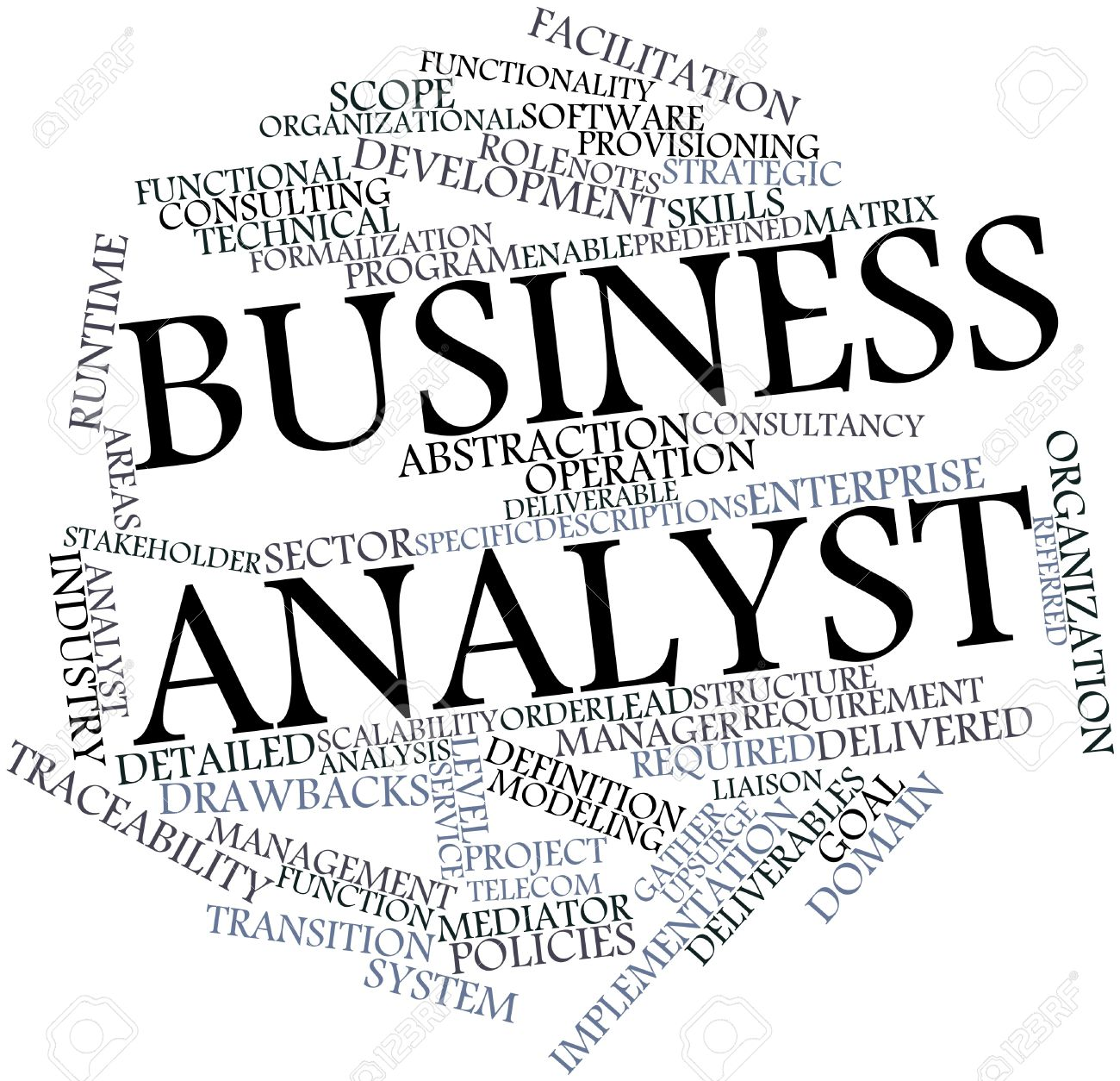 Businessyst Clipart