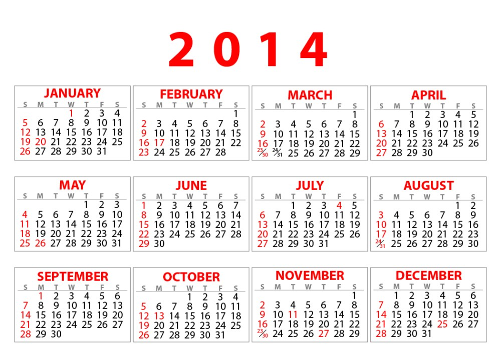 medium resolution of business card calendar calendars templates