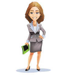 business clipart woman suit clipground