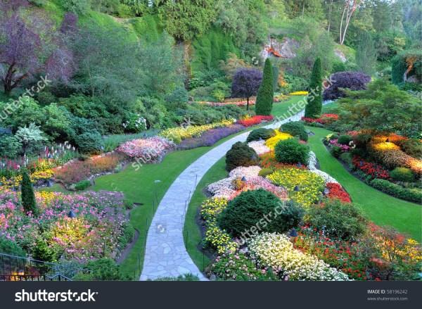 Butchards Garden Clipart - Clipground