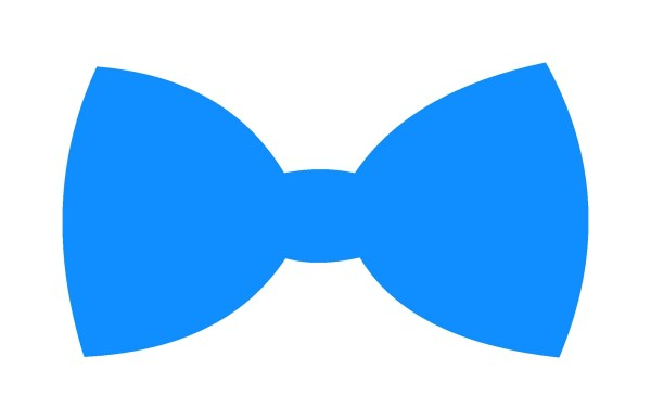 bow tie clipart - clipground