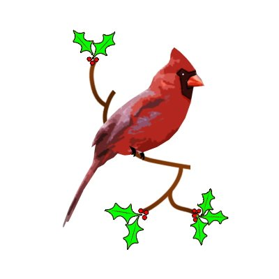 red cardinal clipart - clipground