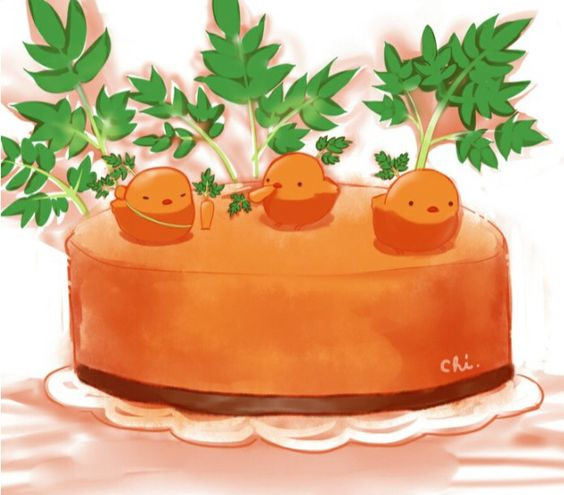 Easter Cake Vector Free