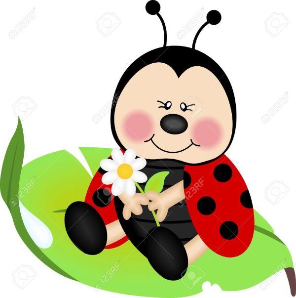 cartoon ladybug clipart - clipground