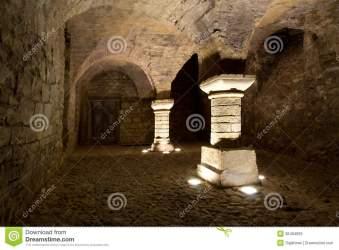 basement castle clipart cellar creepy clipground arched columns fantasy