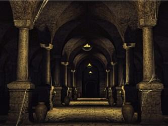 cellar castle clipart dusty cobwebs clip clipground illustration vector