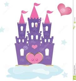 the princess castle [ 1305 x 1300 Pixel ]