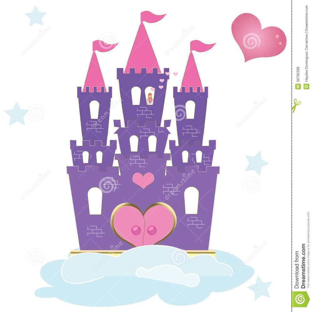 medium resolution of the princess castle