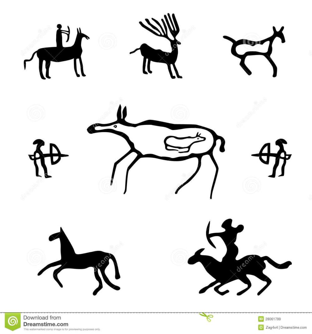 medium resolution of cave art