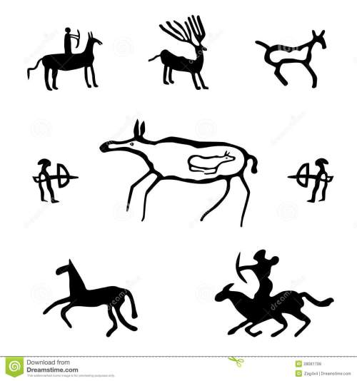small resolution of cave art