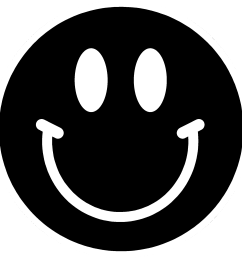 smiley face black backgrounds wallpaper cave bldzvs  [ 2040 x 2040 Pixel ]