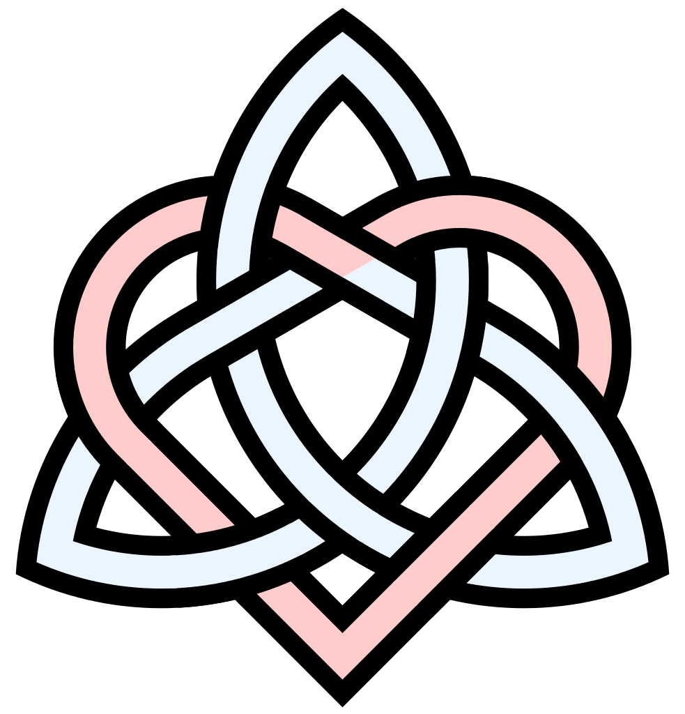 Download celtic knot heart clipart - Clipground