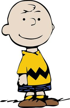 charlie brown characters clipart
