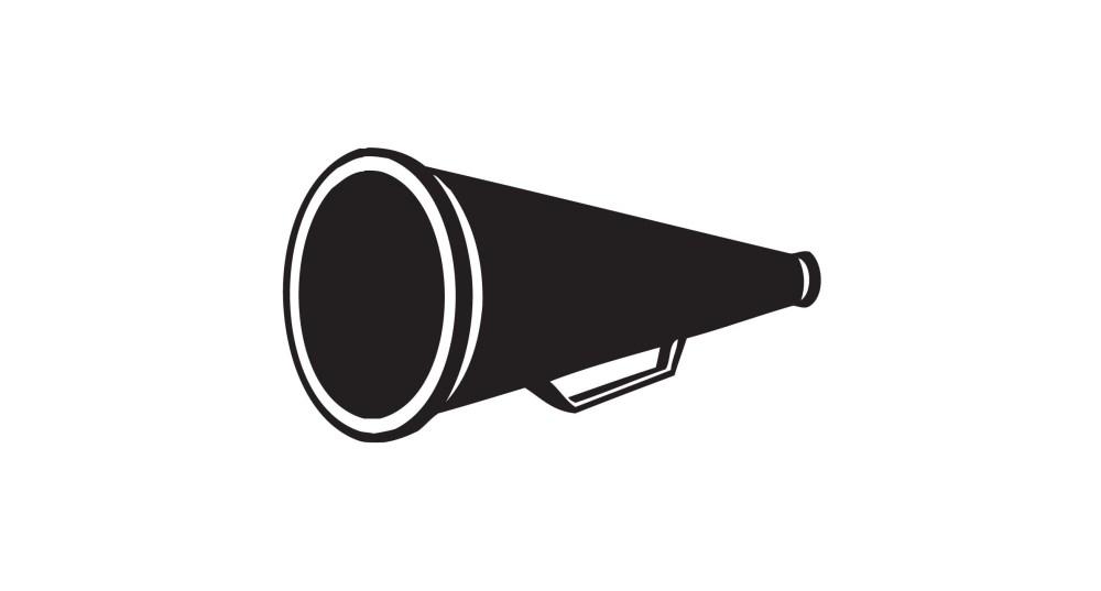 medium resolution of cheer megaphone cheerleader megaphone clipart cheerleading