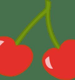 cherry clipart png  [ 2879 x 2446 Pixel ]