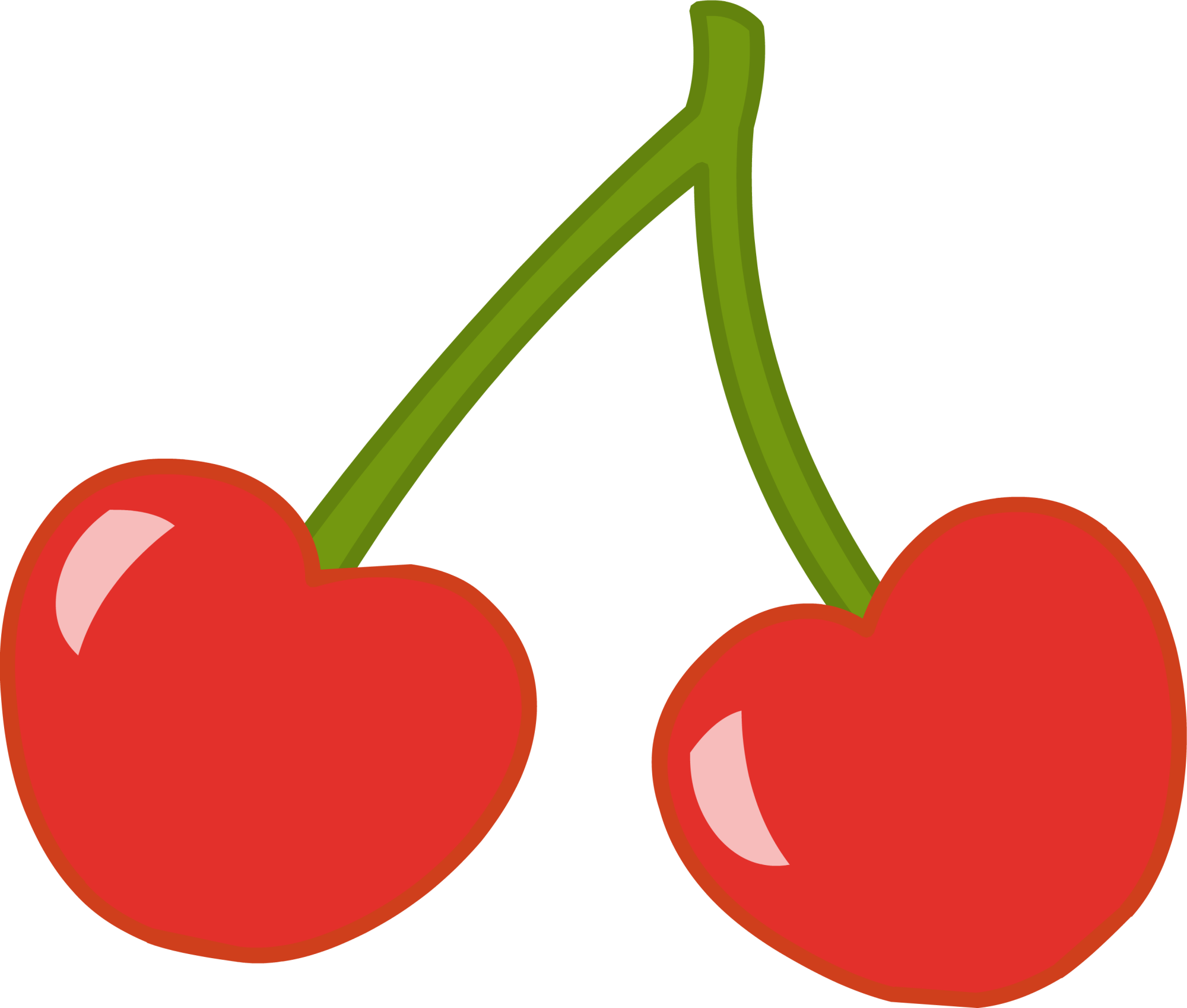 hight resolution of cherry clipart png