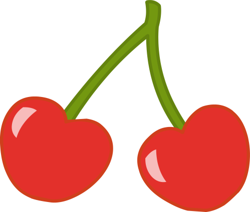small resolution of cherry clipart png